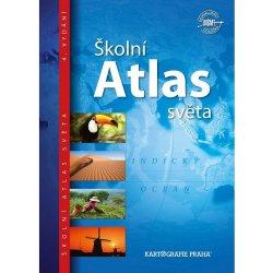 školní atlas světa, dům knihy