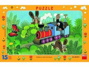 Krteček puzzle